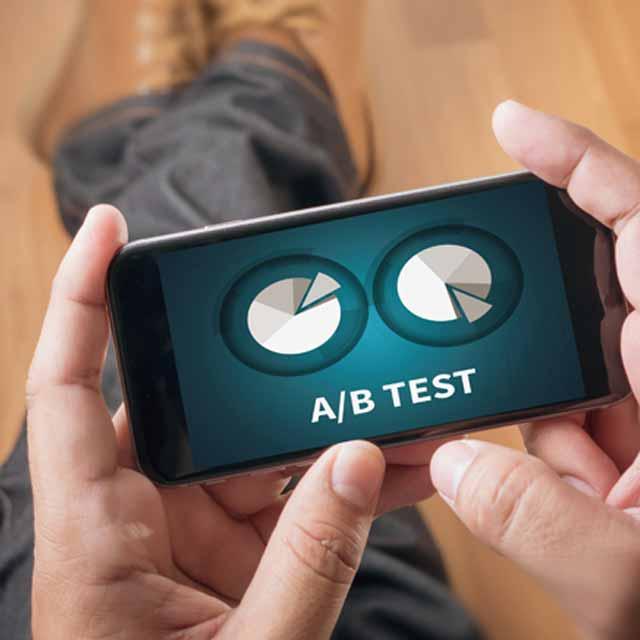 Konversionsrate steigern mit A/B Test